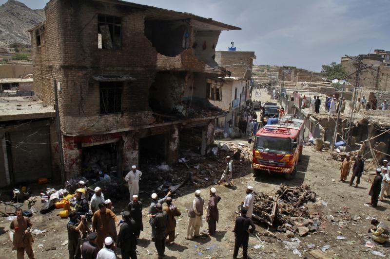 Per išpuolį prieš Pakistano šiitus žuvo 23 žmonės