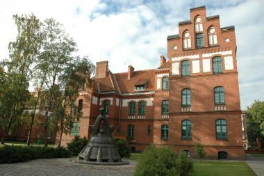 Klaipėdos universitete - respublikinė mokinių ekonomikos olimpiada
