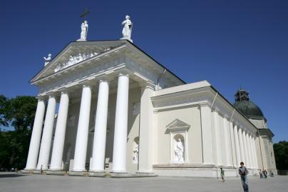 Ar norėtumėte gyventi Vilniuje?