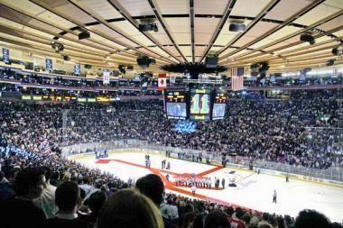 """M.Grigoniui - šansas sužaisti """"Madison Square Garden"""""""