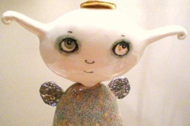 Keramikos studijoje - nemokama keramikos pamoka
