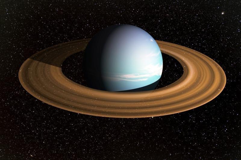 Nebe nuobodžiausia planeta: nematytasis Uranas