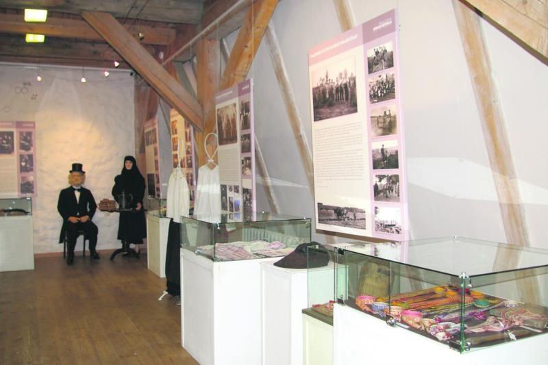 Mažosios Lietuvos istorijos muziejuje – šimtametės mados gūsis