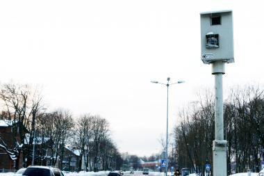 Klaipėdos gatvėmis – 177 km/val. greičiu