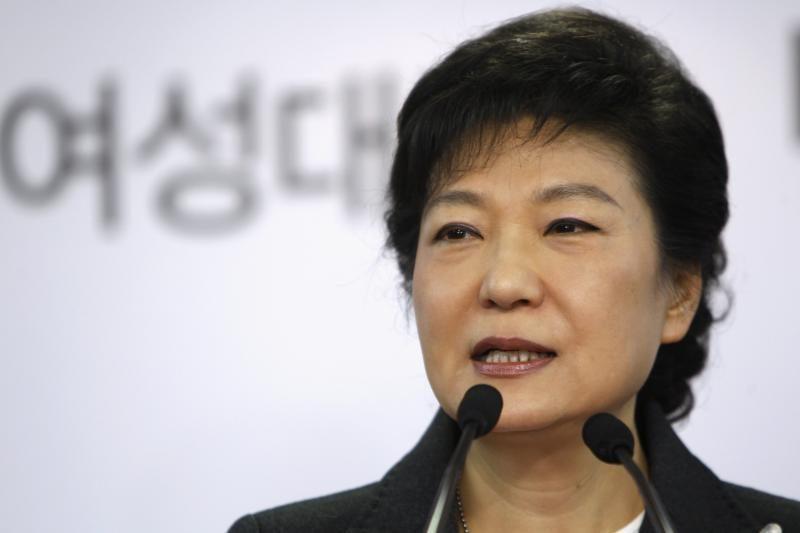 Pietų Korėjai pirmą kartą istorijoje vadovaus moteris