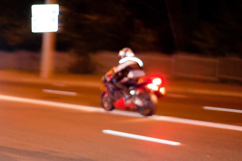 Avarijose susižalojo motociklininkai