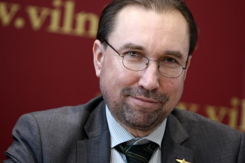 Lietuvos aeroklubo prezidentui pareikštas nepasitikėjimas