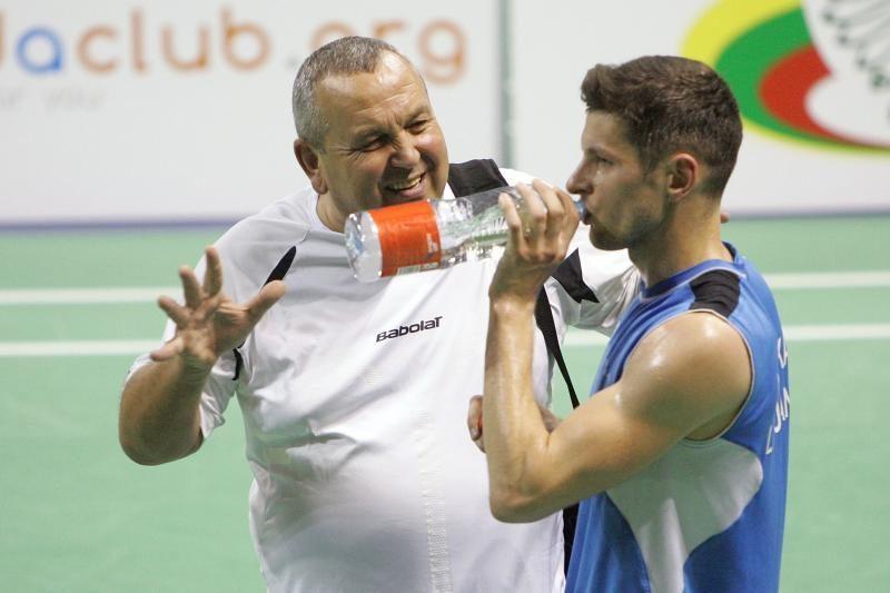 Kęstutis Navickas pergalingai pradėjo tarptautinį turnyrą Vokietijoje