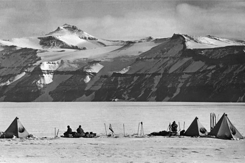 Antarktida turi savąjį Didįjį kanjoną