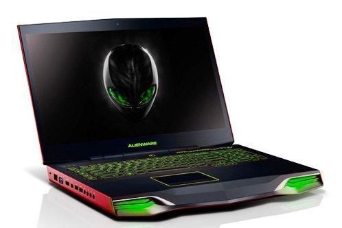 """""""Dell"""" ruošia galingą nešiojamą žaidimų kompiuterį """"Alienware M18X R2"""""""