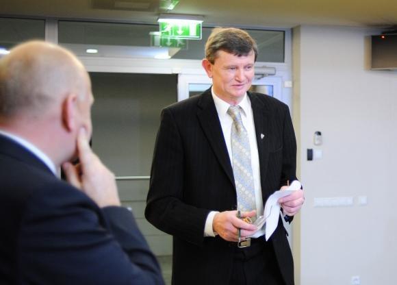 S. Jovaiša: dėčiau galvą dėl M. Balčiūno reputacijos ir skaidrumo
