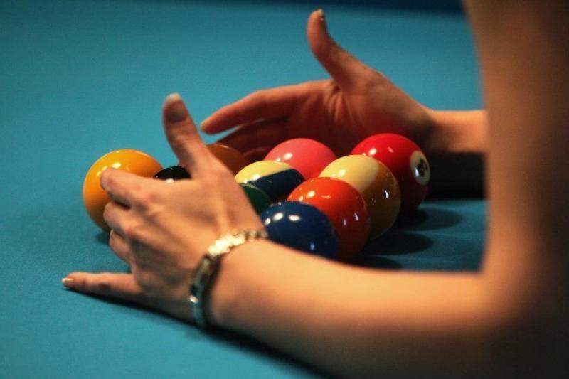Biliardo žaidėjos jėgas išmėgins išskirtiniame turnyre