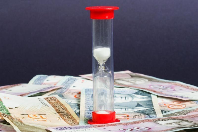Pensijos: papildomas kaupimas geriau nei trečdalis buvusios algos