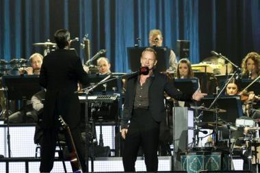Stingo koncertas užbūrė Lietuvą