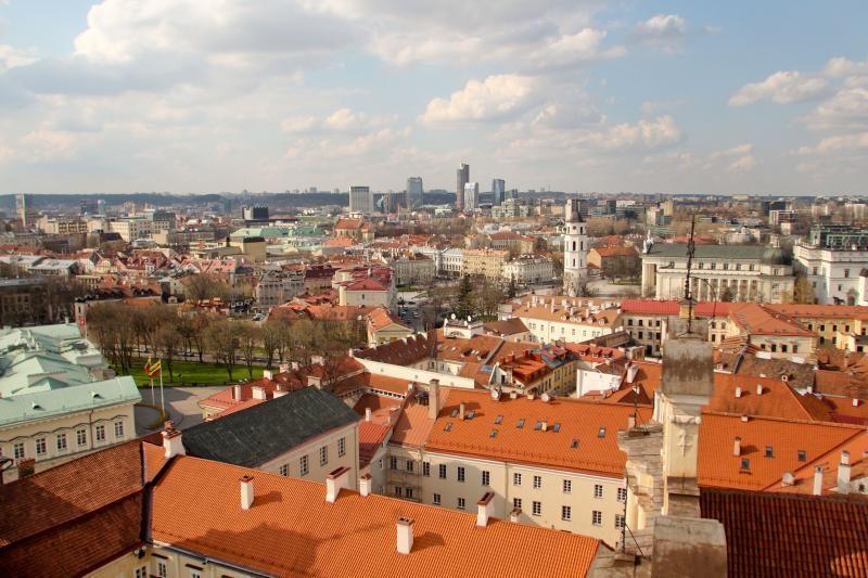 Stojantieji į Vilniaus universitetą naudos elektroninį parašą
