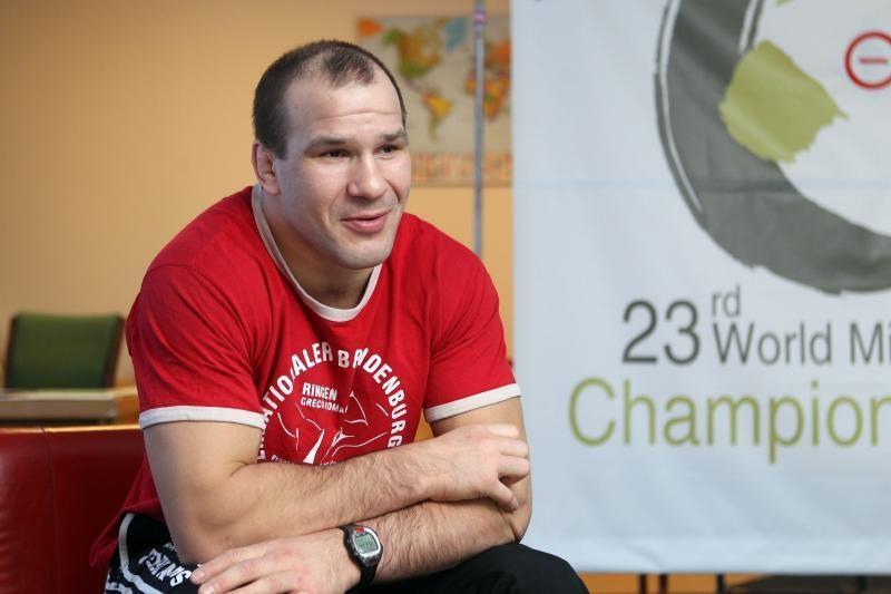M.Ežerskis pralaimėjo kovą dėl kelialapio į Londono olimpiadą