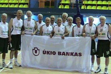 """""""Žalgirio"""" veteranai žaisti krepšinio vyktų ir į pasaulio kraštą"""