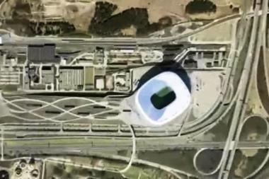 """""""Google Earth"""" nukels į Antrąjį pasaulinį karą"""