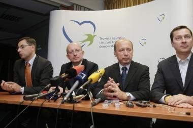Valdančiąją koaliciją formuos keturios partijos (papildyta)