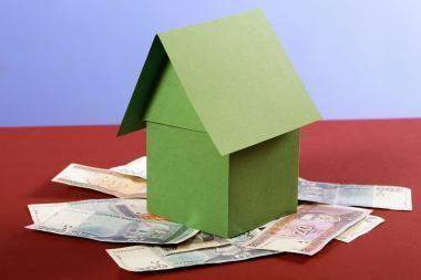 Ekspertai: būsto kainos šiemet dugno nepasieks