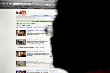 """""""Youtube"""" įrašų konvertavimas į """"mp3"""""""