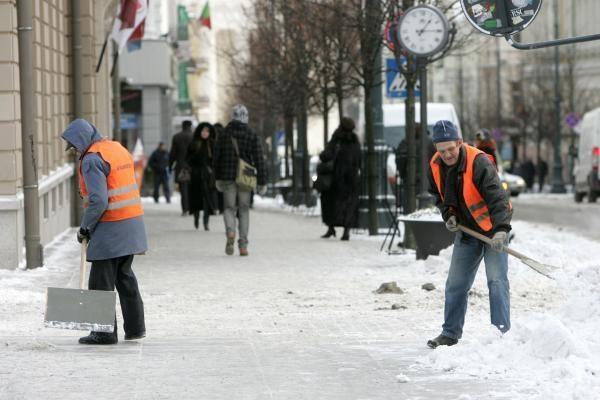 Klaipėdos bedarbiams – daugiau viešųjų darbų