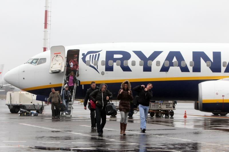 Oro uostų konkurencijos Lietuvoje neliks?