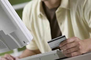 Internetinei bankininkystei reikia didesnio saugumo