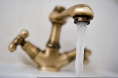 Vandens kaina Kaune gali didėti 3,3 procento