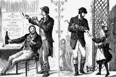 Valentino dienos istorija: nuogi vyrai diržais plakdavo moteris