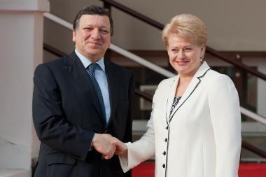 Prezidentė: Baltijos energetinis saugumas - visos Europos prioritetas