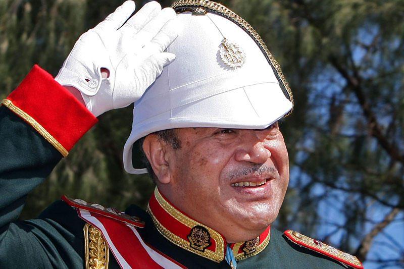 Mirė Tongos karalius, kuris įvedė demokratiją