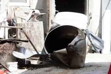 Galingas sprogimas nugriaudėjo Pakistano saugumo komplekse