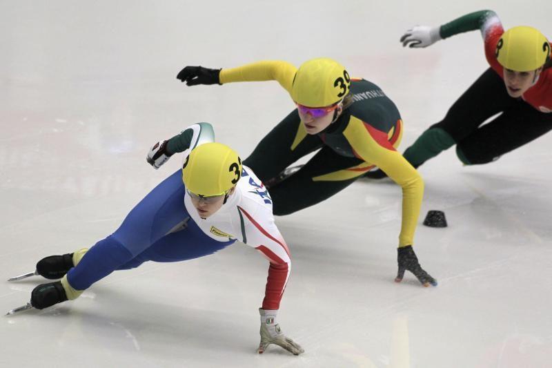Jaunoji viltis A.Sereikaitė: galite mane pamatyti olimpinėse žaidynėse
