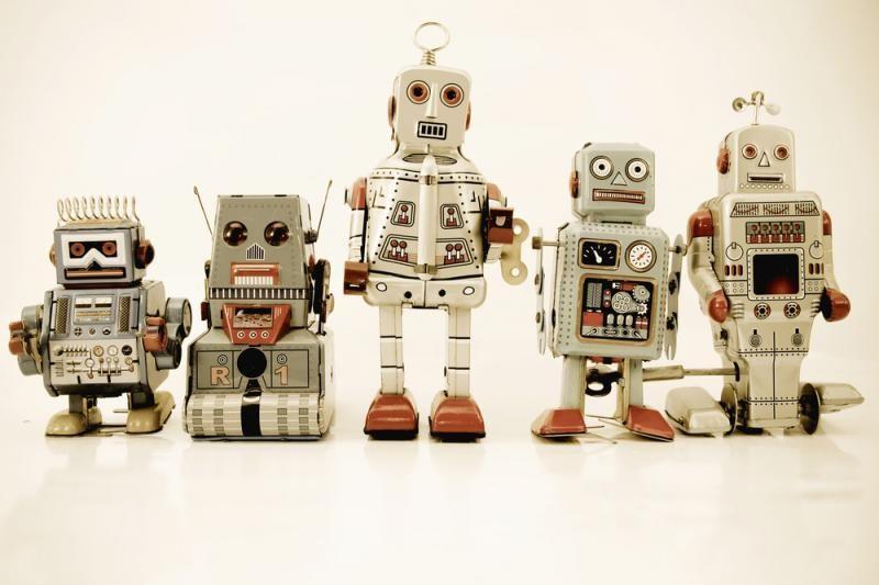Žmogaus teisių gynėjai: robotams-žudikams – NE!