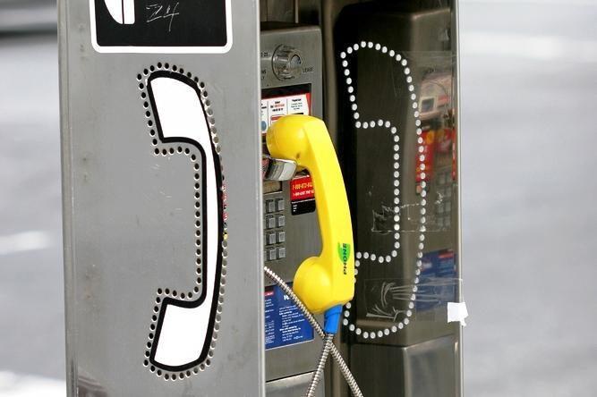 Niujorke taksofonus pakeis išmanieji ekranai