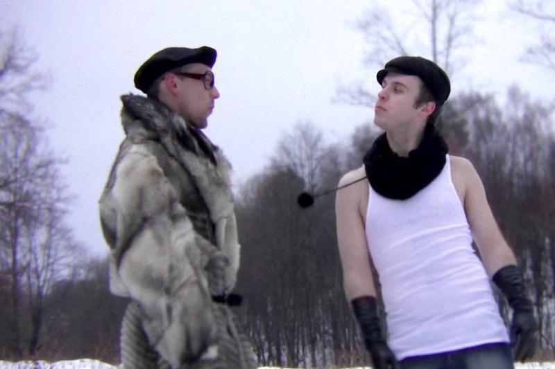 Ironiškieji Suopis ir Rambynas Ramonai grįžo su nauju klipu