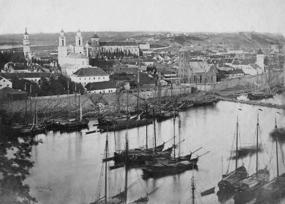 Prieš 150 metų darytose nuotraukose – ir nematytas Kaunas