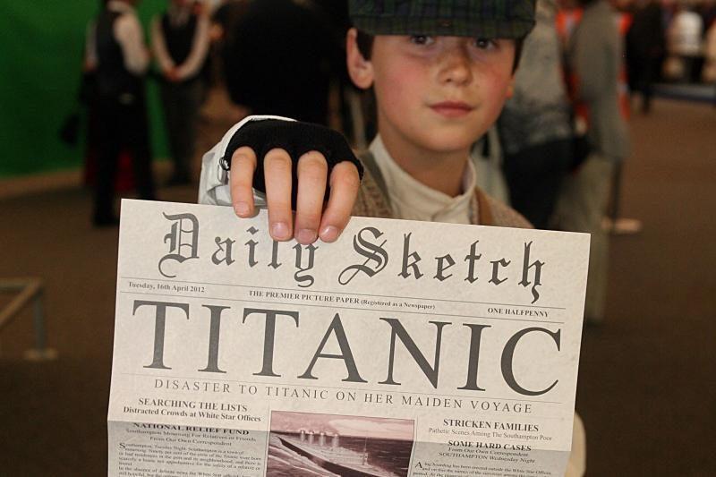 """""""Titaniką"""" paslaptys gaubia ir po 100 metų"""