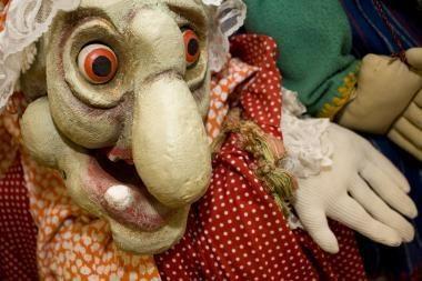 Vilniuje jau 50 metų vaidina lėlės