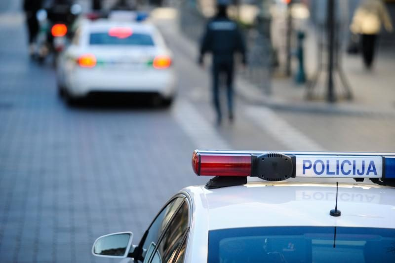 Policija prašo pagalbos ieškant nuteisto buvusio politiko A. Geležiaus