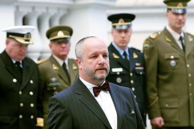 J. Olekas vyksta į neformalų NATO susitikimą