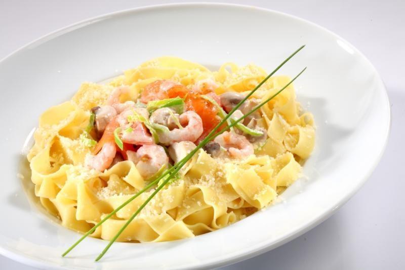 """Italų kulinarijos ekspertai """"Čili"""" restoranams kūrė pastos receptus"""