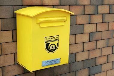 Pašto pasiuntiniai jaučiasi įkliuvę į spąstus