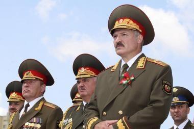 Baltarusijoje prasidėjo išankstinis balavimas prezidento rinkimuose