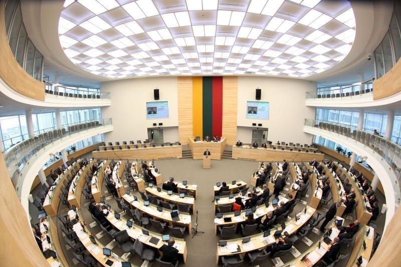 """Seimas nepatvirtino """"biudžetinio"""