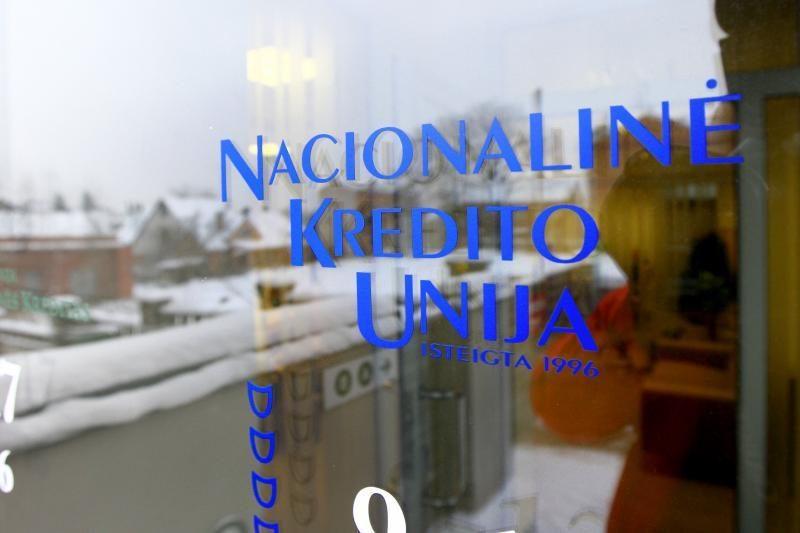 Nacionalinės kredito unijos valdybos pirmininkas A. Žvikas - laisvėje