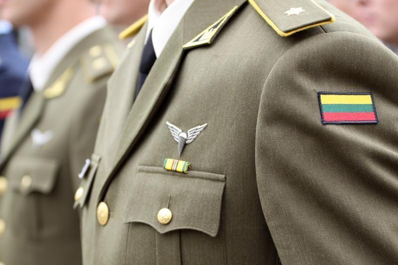 Karo policija apklausia kitus Lietuvos karo akademijos kariūnus