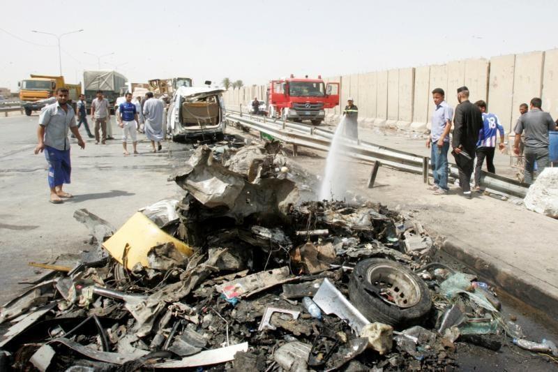 """Irake """"dėl saugumo priežasčių"""" atidedami provincijų valdžios rinkimai"""