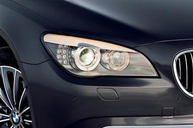 BMW kuria šarvuotį